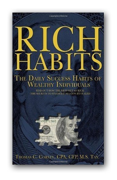 Rich Habits Book - Buy Now